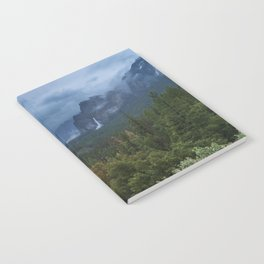 Yosemite Tunnel View Notebook