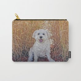 Maya Puppy Carry-All Pouch