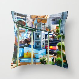 Go Diego Go! Throw Pillow