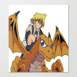 Joey Wheeler Canvas Print
