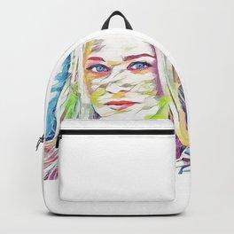A.J. Cook (Creative Illustration Art) Backpack
