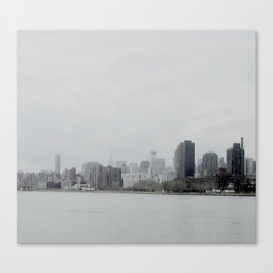 NEW YORK 3 Canvas Print
