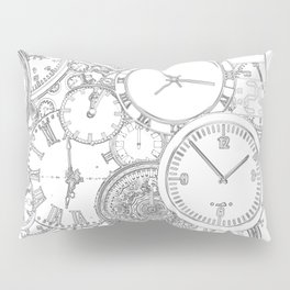 Time After Time Pillow Sham