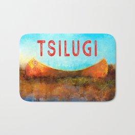 Tsilugi Welcome Bath Mat