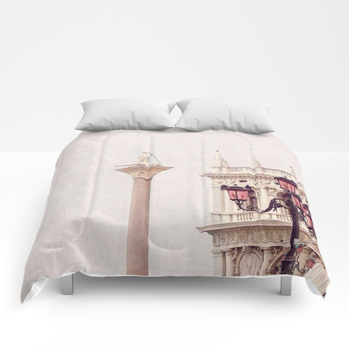 MAGICAL VENICE | Palazzo Bianco Comforters