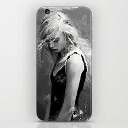 """""""sketch_10.23.15"""" iPhone Skin"""