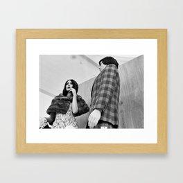 Lost Fashion Framed Art Print