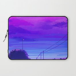 Bi Pride Sky  Laptop Sleeve