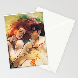 I love you, Lily Evans Stationery Cards