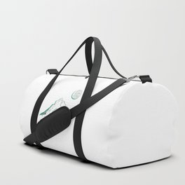 Marble Mountain and Moon Duffle Bag