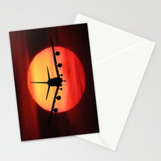 Emotions Fly Stationery Cards