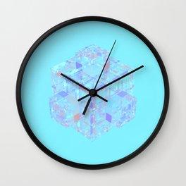 H E X A Wall Clock