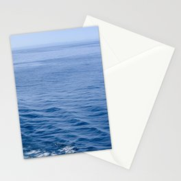 She Fell in Love on the Vast Wild Sea Stationery Cards