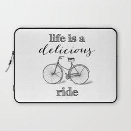 Delicious Ride Laptop Sleeve