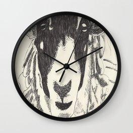 Derek Wall Clock