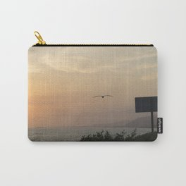 PCH: Santa Barbara to LA Gull at Sunset Carry-All Pouch