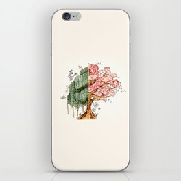 Views Of Two iPhone Skin