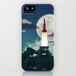 Tracy Island iPhone Case