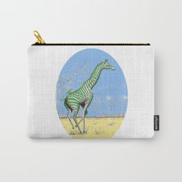Girafe printemps Carry-All Pouch