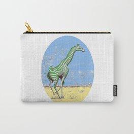 Girafe printemps Carry-All Pouch