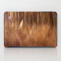 fern iPad Cases featuring Fern by Mina Teslaru
