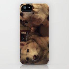 bj phone iPhone Case