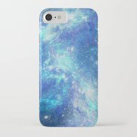 lunar iPhone & iPod Cases featuring Lunar by TenelArt