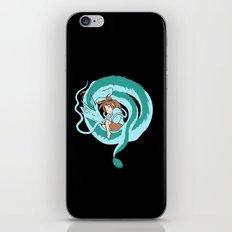 My Dragon Form iPhone & iPod Skin