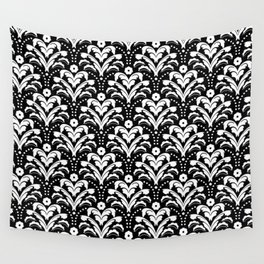 Art Deco Damask Classic Wall Tapestry