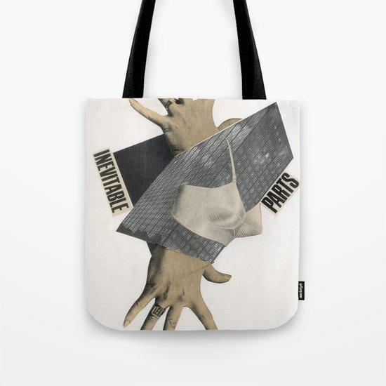 Inevitable Parts Tote Bag
