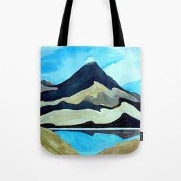 Tama Lakes Tote Bag