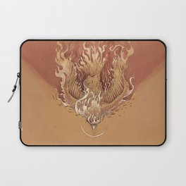 Flight to Destiny Laptop Sleeve