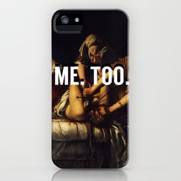 # Me Too iPhone Case