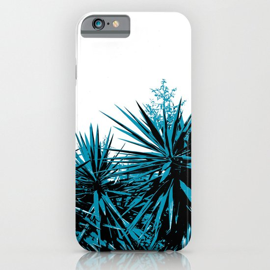 Yucca Trees iPhone & iPod Case