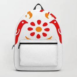 Pyrex Glassware Backpack