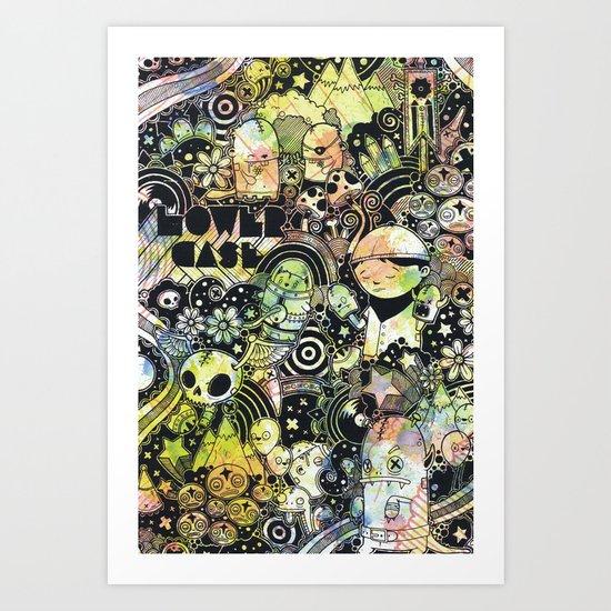 Joose Art Print