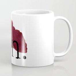 fin. Coffee Mug