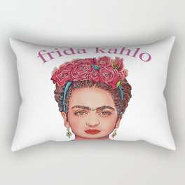 Chasing Frida Rectangular Pillow