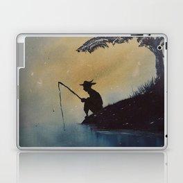 Adventures of Huckleberry Finn by Mark Twain Laptop & iPad Skin