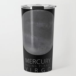 Virgo - Ruling Planet Mercury Travel Mug