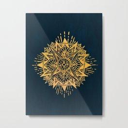Bright lotus Metal Print