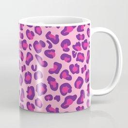 Leopard-Pink+Purple Coffee Mug