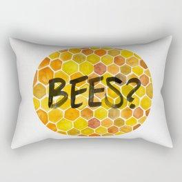 BEES? Rectangular Pillow