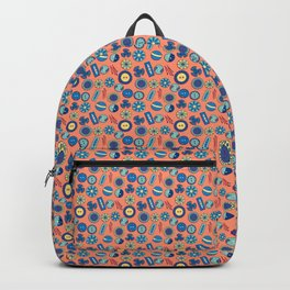 Button Box Backpack