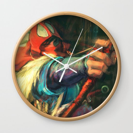 The Young Man from the East Wall Clock