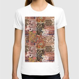 carpet art ethnic  T-shirt