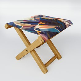 Mountains original Folding Stool