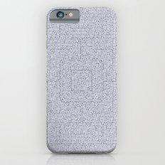 Bardarbunga Silver iPhone 6 Slim Case