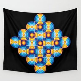 Microphysical 06.2 Wall Tapestry