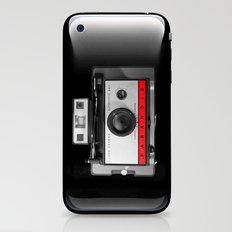 PARANOID LAND CAMERA iPhone & iPod Skin